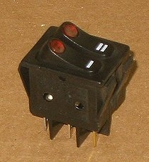 Delonghi Space Heater Switch 512553 Black